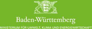 Logo Umweltministerium Baden-Württemberg