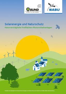 Solarenergie und Naturschutz - Naturverträgliche Freiflächen-Photovoltaikanlagen