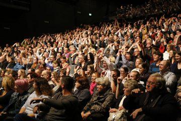 Science Slam 2018 - Blick ins Publikum. Foto: Monic Weichelt