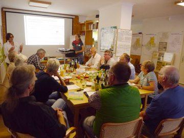 Veranstaltung des Dialogforums Erneuerbare Energien und Naturschutz. Foto: Dialogforum